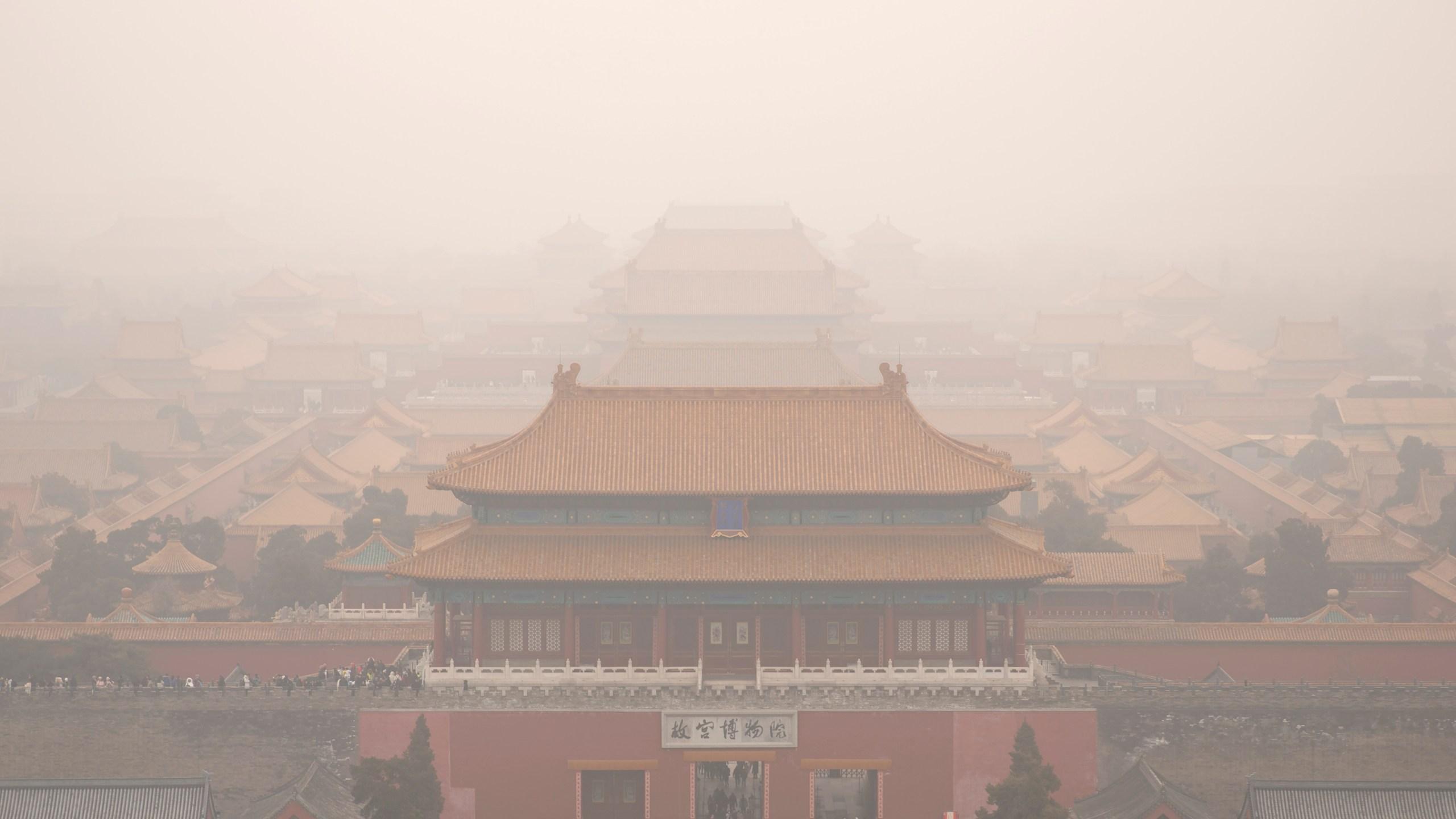 Naked in the Forbidden City, Beijing, China   weehingthong