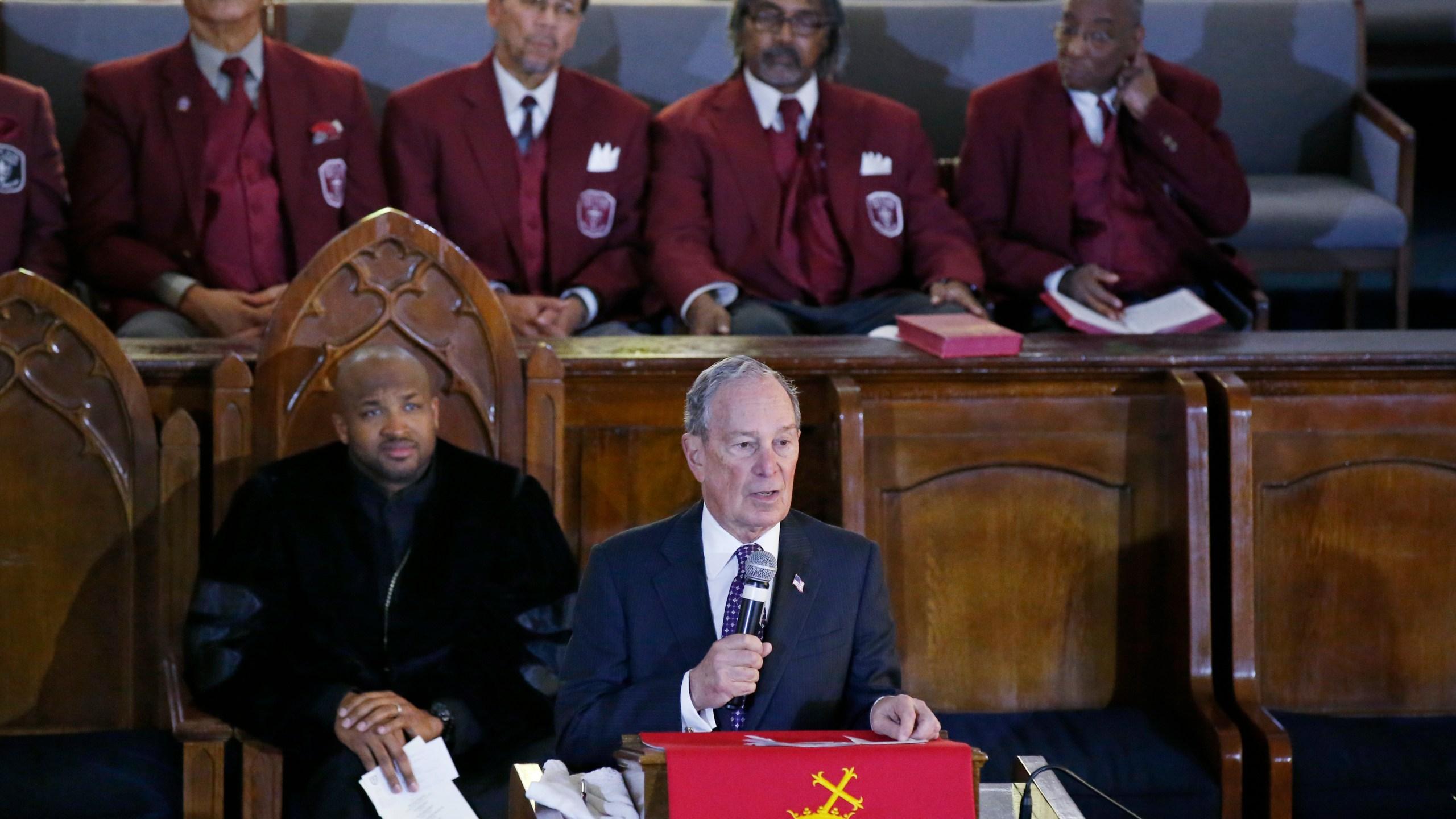 Michael Bloomberg, Robert Turner