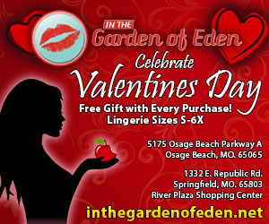 In The Garden Eden VDay