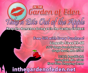 In The Garden Eden Romance