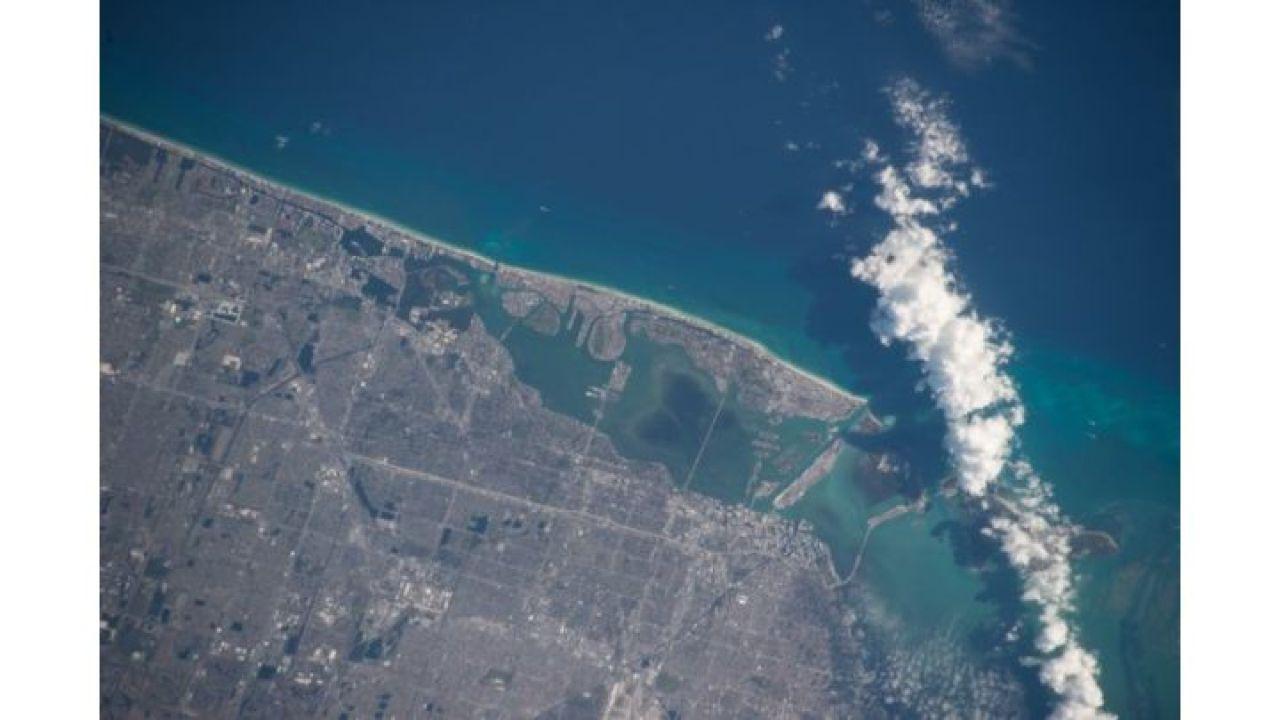 International Space Station tweets photo of Miami prior to Super Bowl kick-off - KOLR - OzarksFirst.com