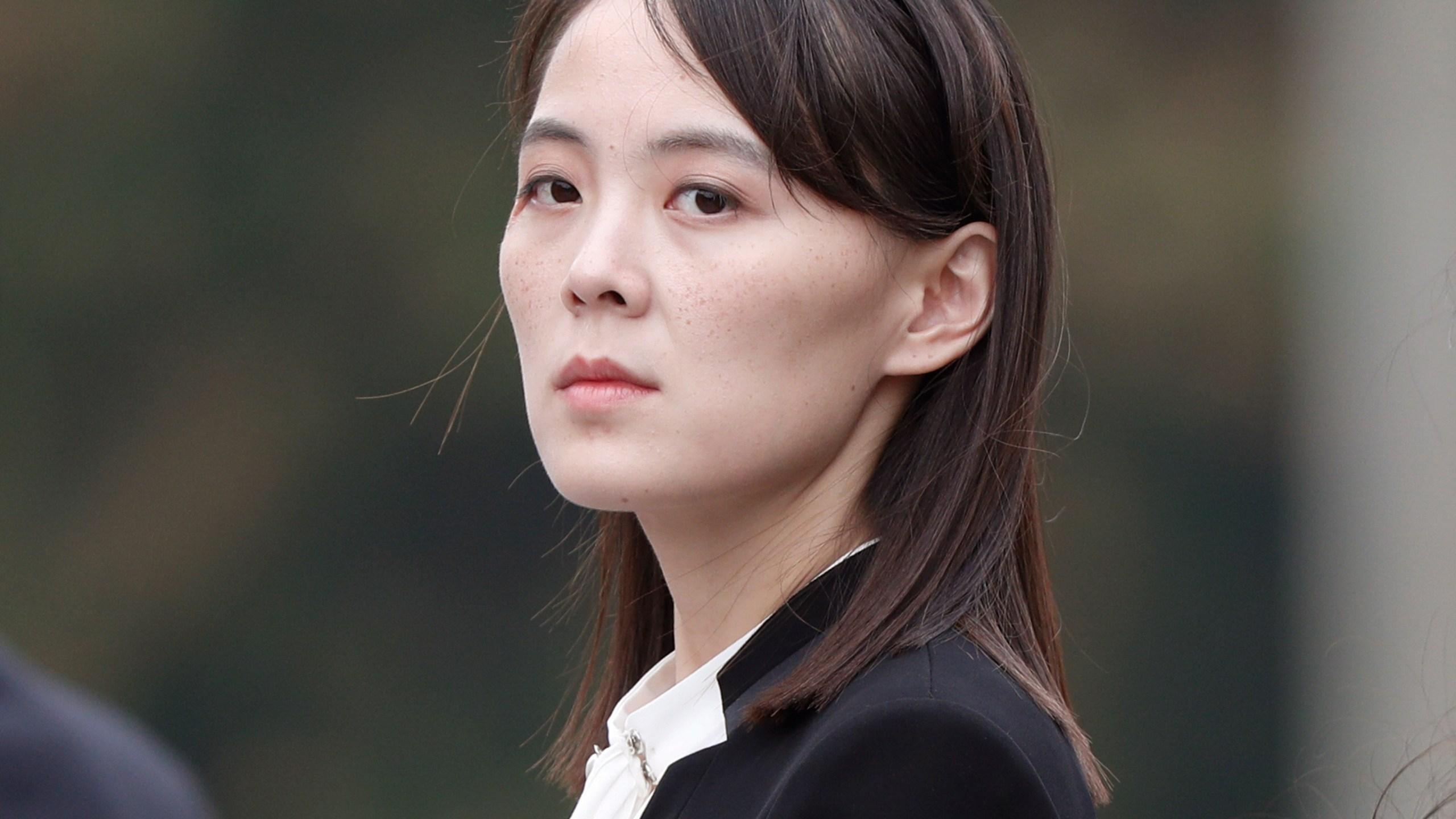 Kim Yo Jong,
