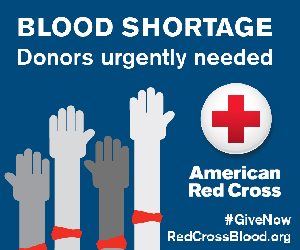 Red Cross Donate