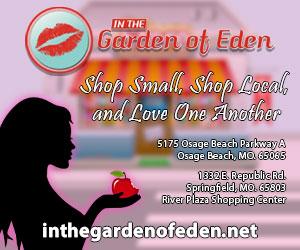 In The Garden Eden Shop Local