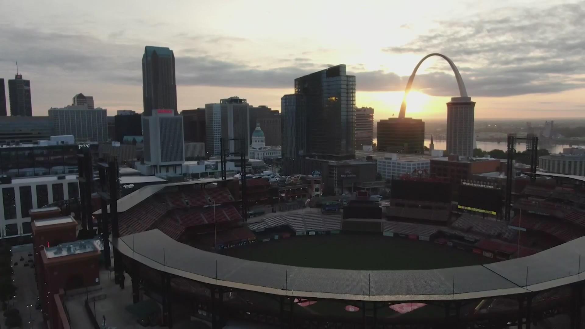 Arch Saint Louis St. Louis