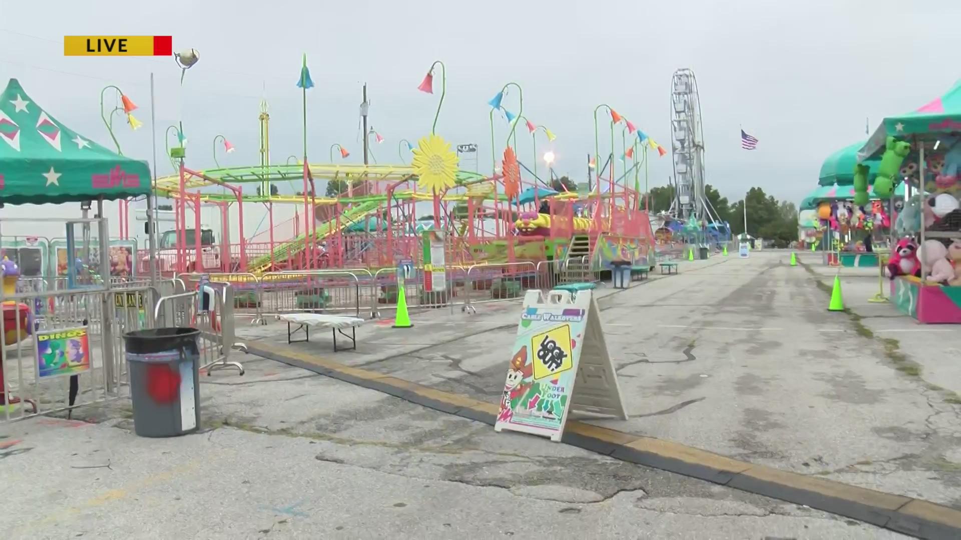 Ozark Empire Fair in Springfield