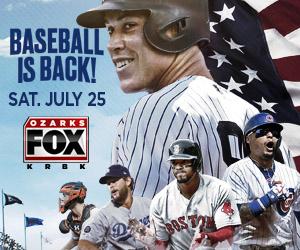 MLB Fox Promo