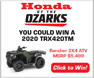 Honda of the Ozarks Contest