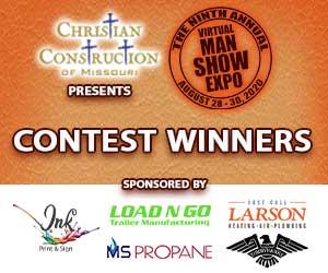 Man Show Contest Winners