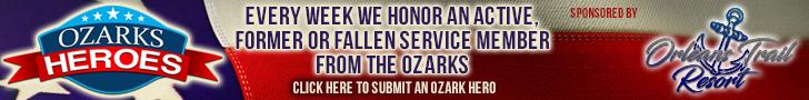 Ozarks Heroes Orleans trail