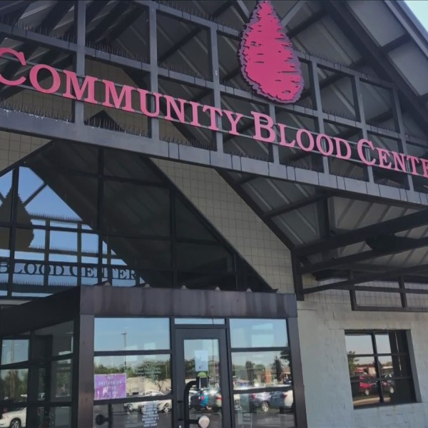 Community Blood Center of the Ozarks headquarters