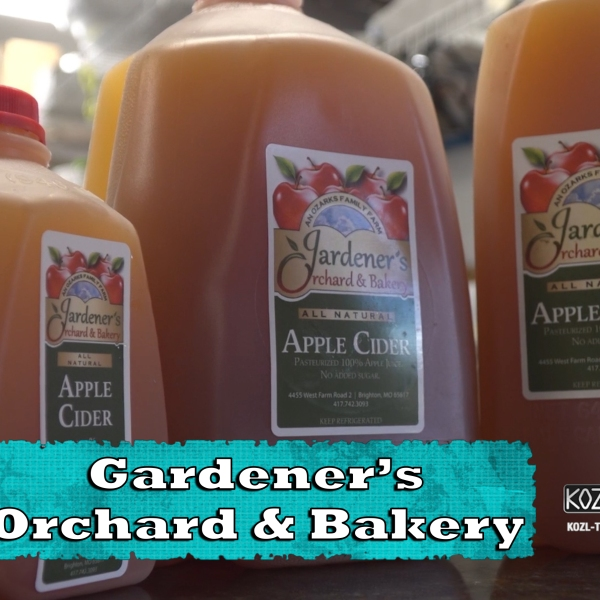 Gardners Orchard Bakery