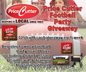 Price Cutter Football Contest