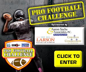 Pro Football Challenge 300x250