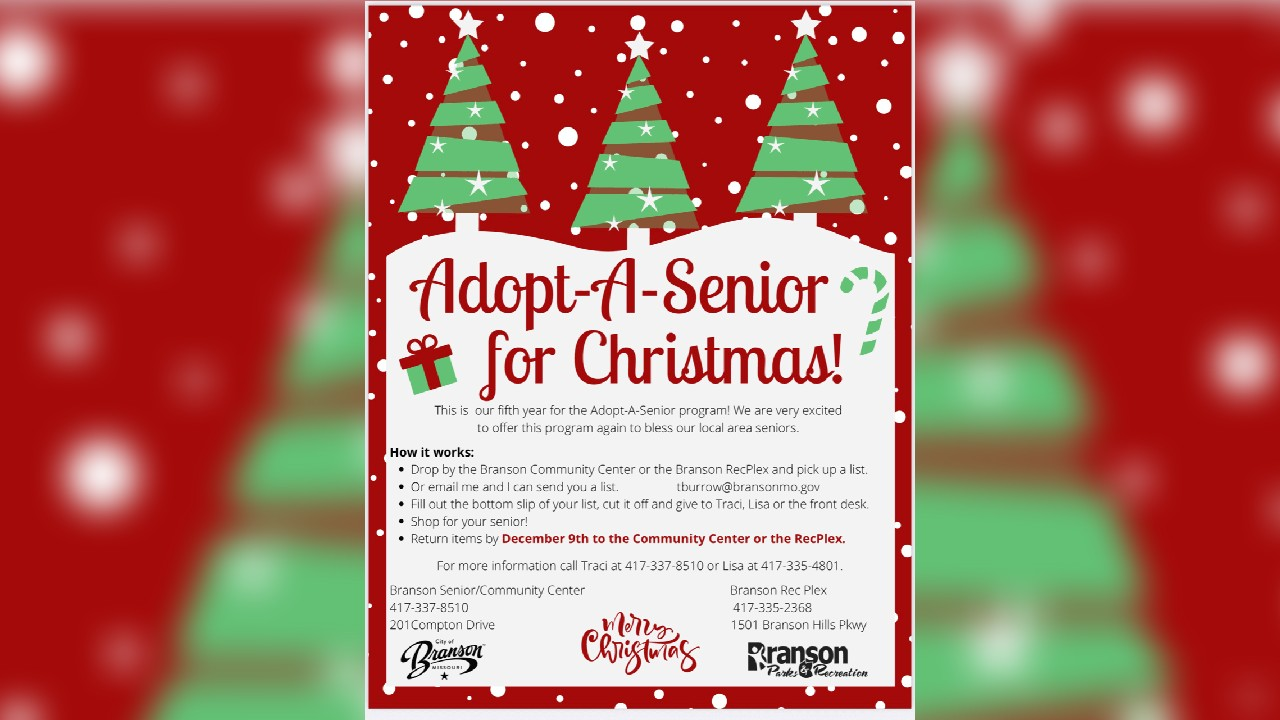 Naples Christmas Cheer 2020 Branson program helps people spread Christmas cheer to local