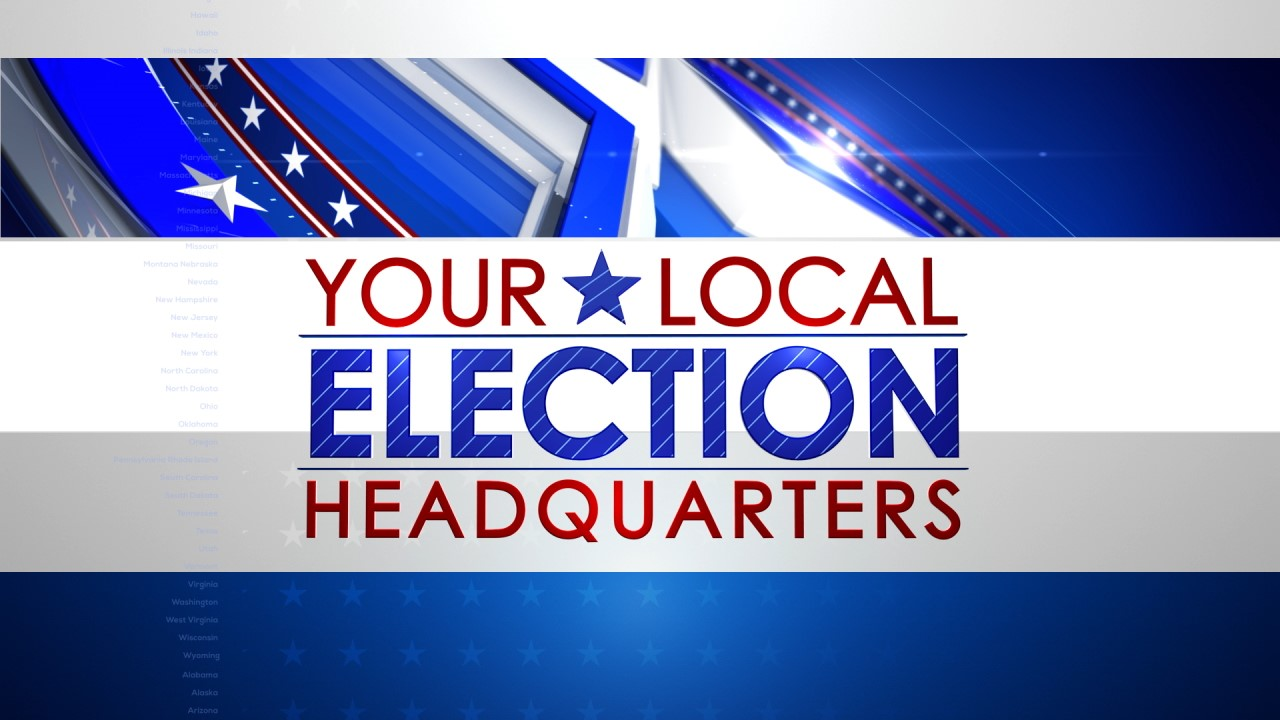 Your Local Election Headquarters graphic for KOLR10 results of August 3, 2021 election