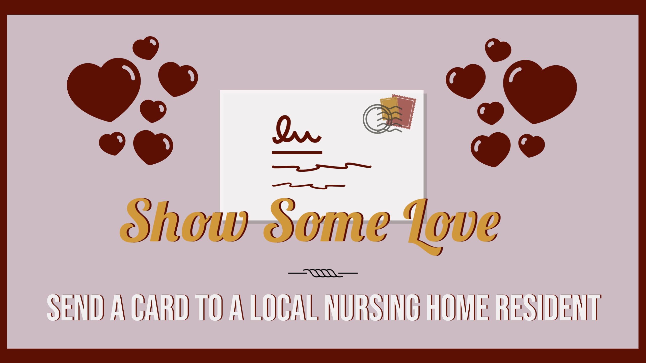 Show Some Love Send A Valentine S Day Card To Nursing Home Residents In The Ozarks