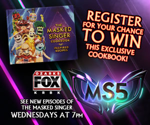 The Masked Singer Cookbook