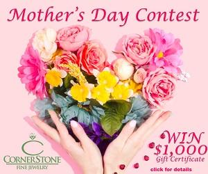 cornerstone jewelry mothers day