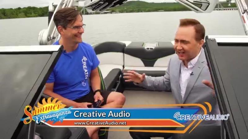Extravaganza Creative Audio