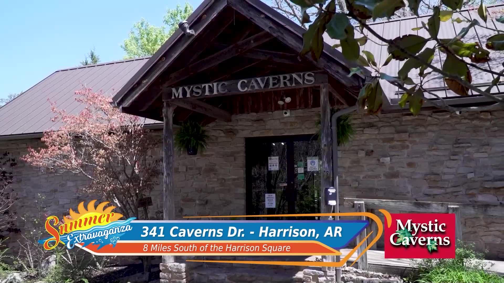 extravaganza Mystic Caverns