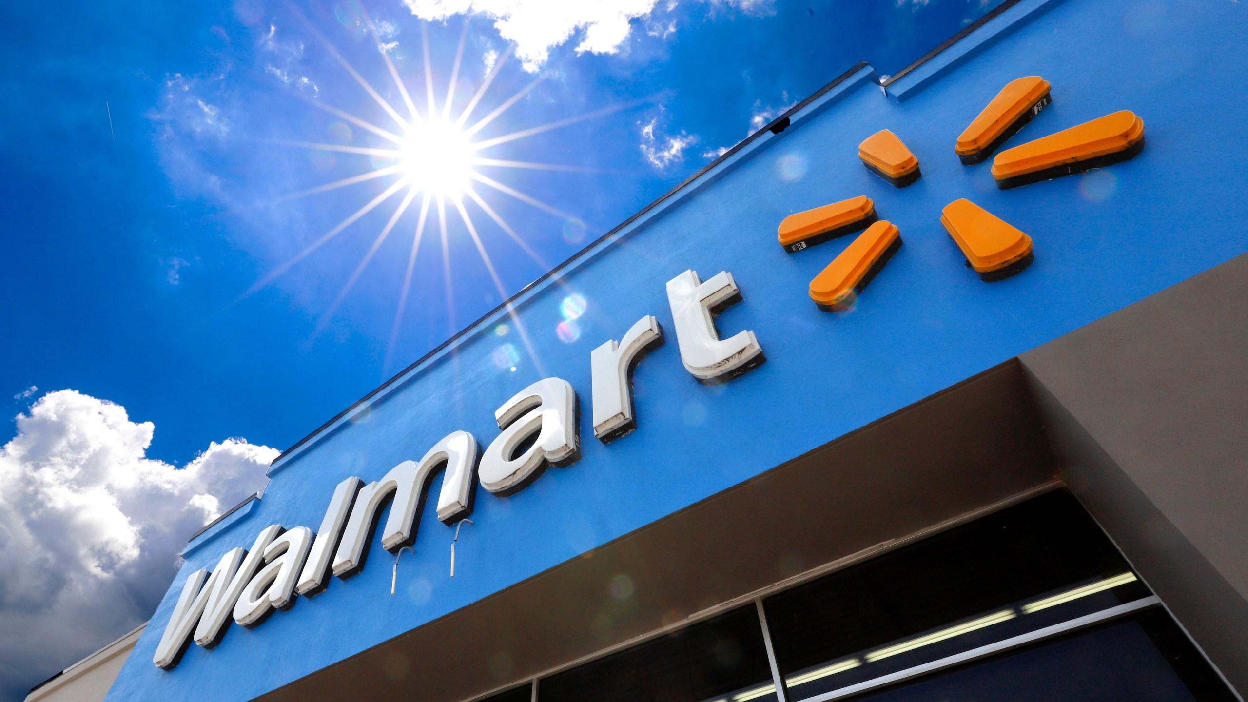 Walmart Masking