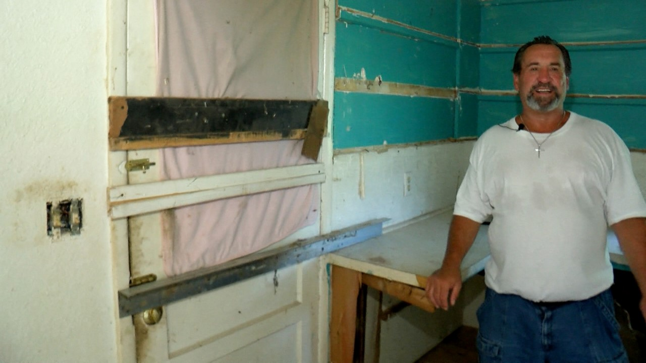 Springfield homeless man gets new home