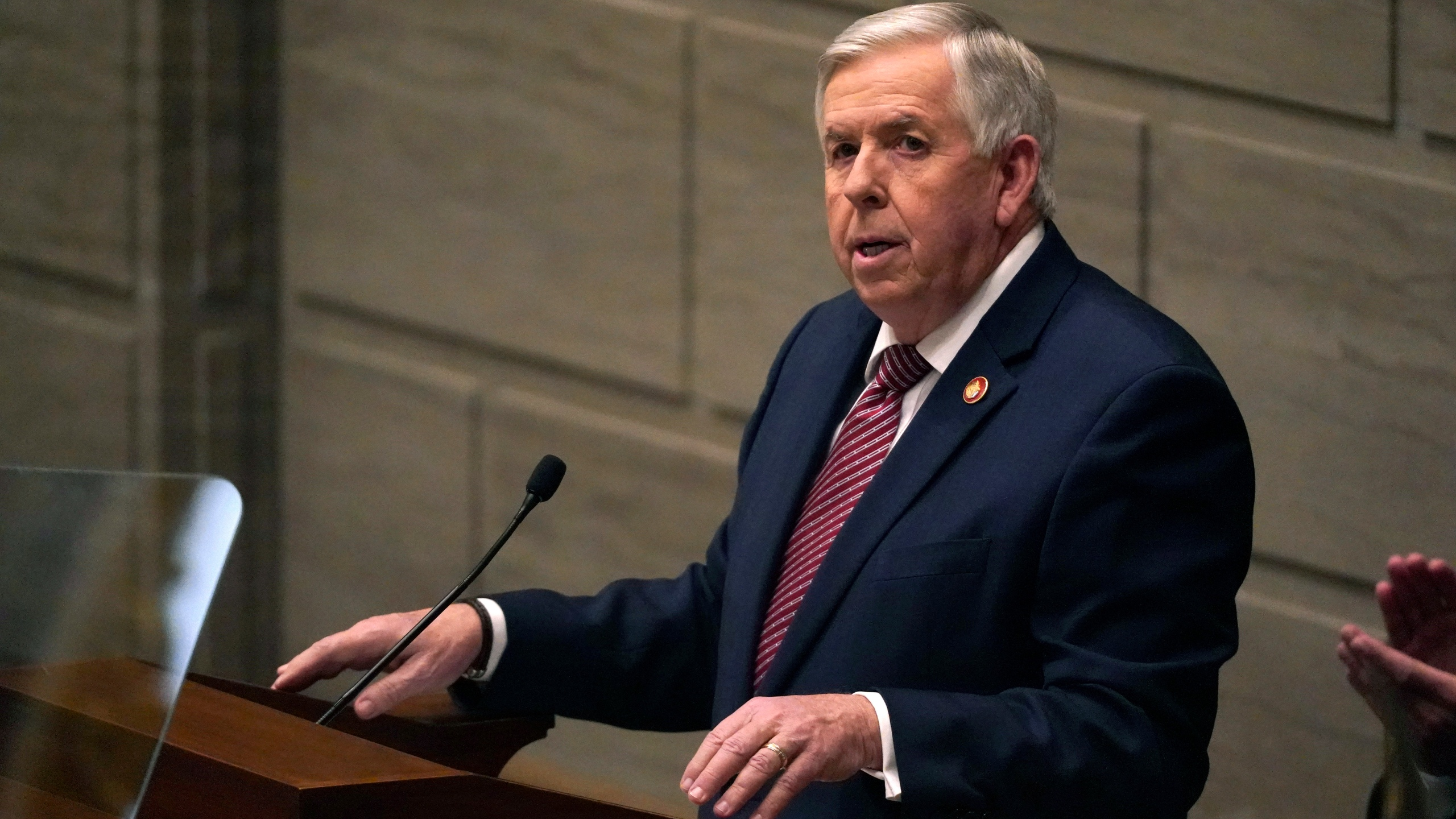 Mike parson signs 13 new bills