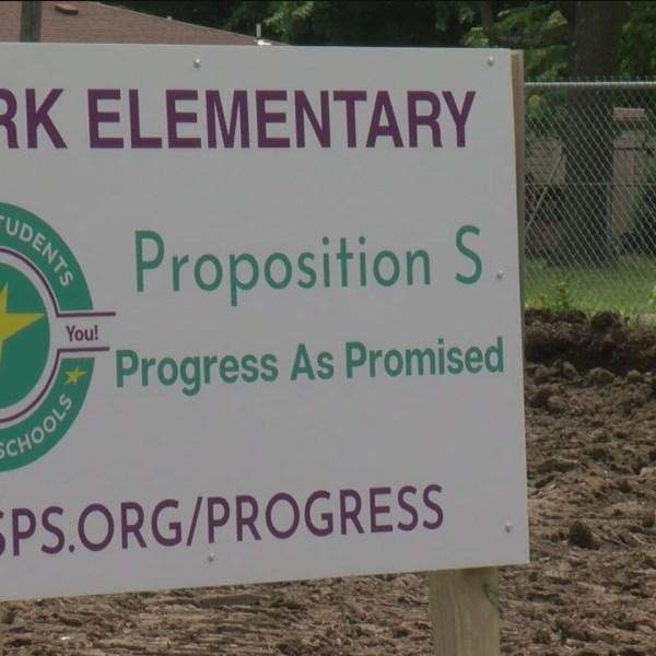 Groundbreaking for York Elementary for Prop S
