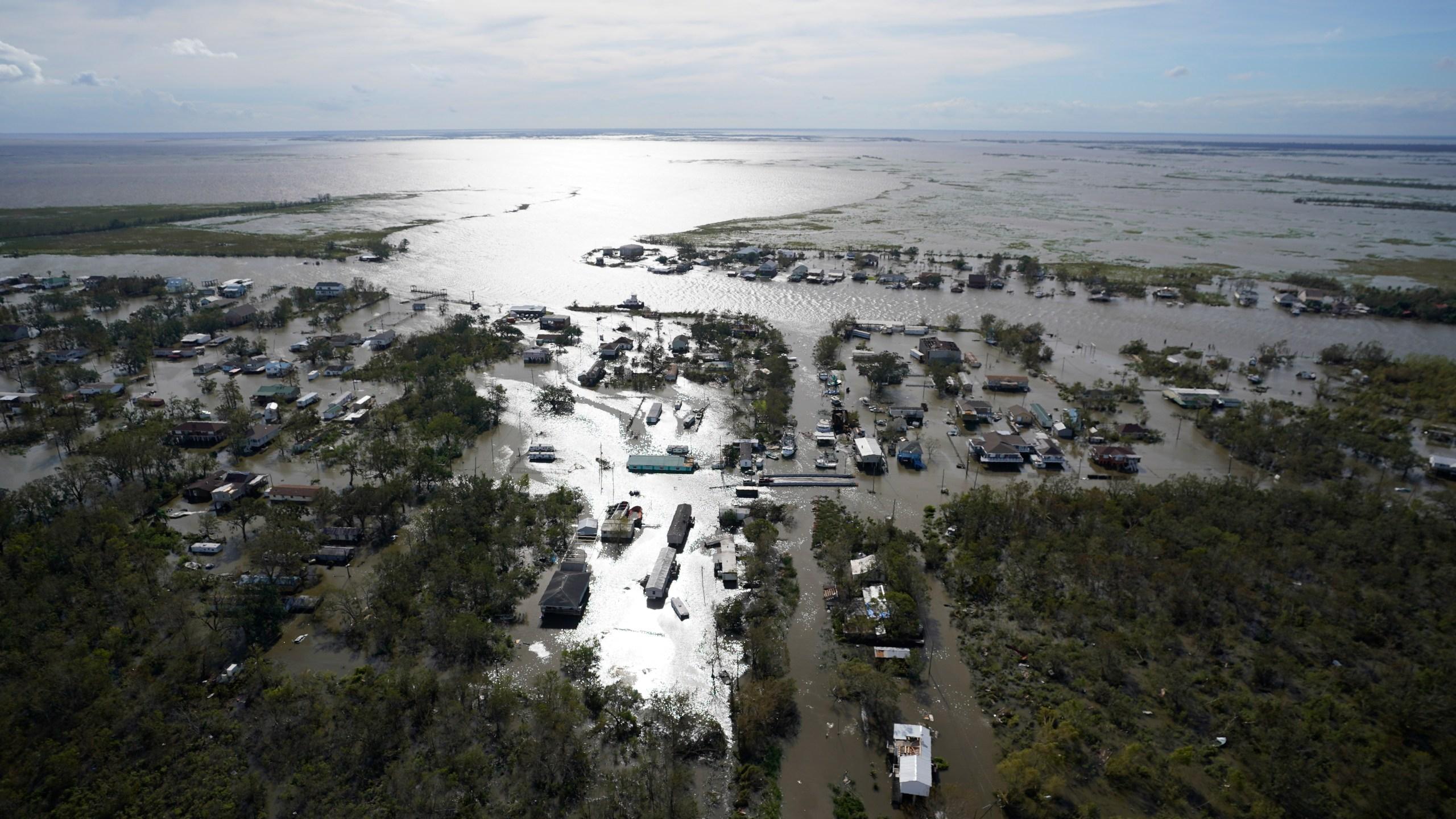 Missouri National Guard helping Louisiana after Hurricane Ida