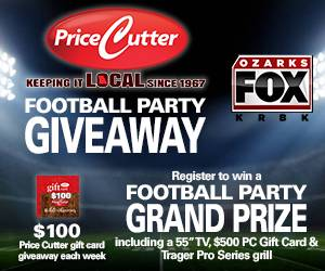 Price Cutter Football Giveaway