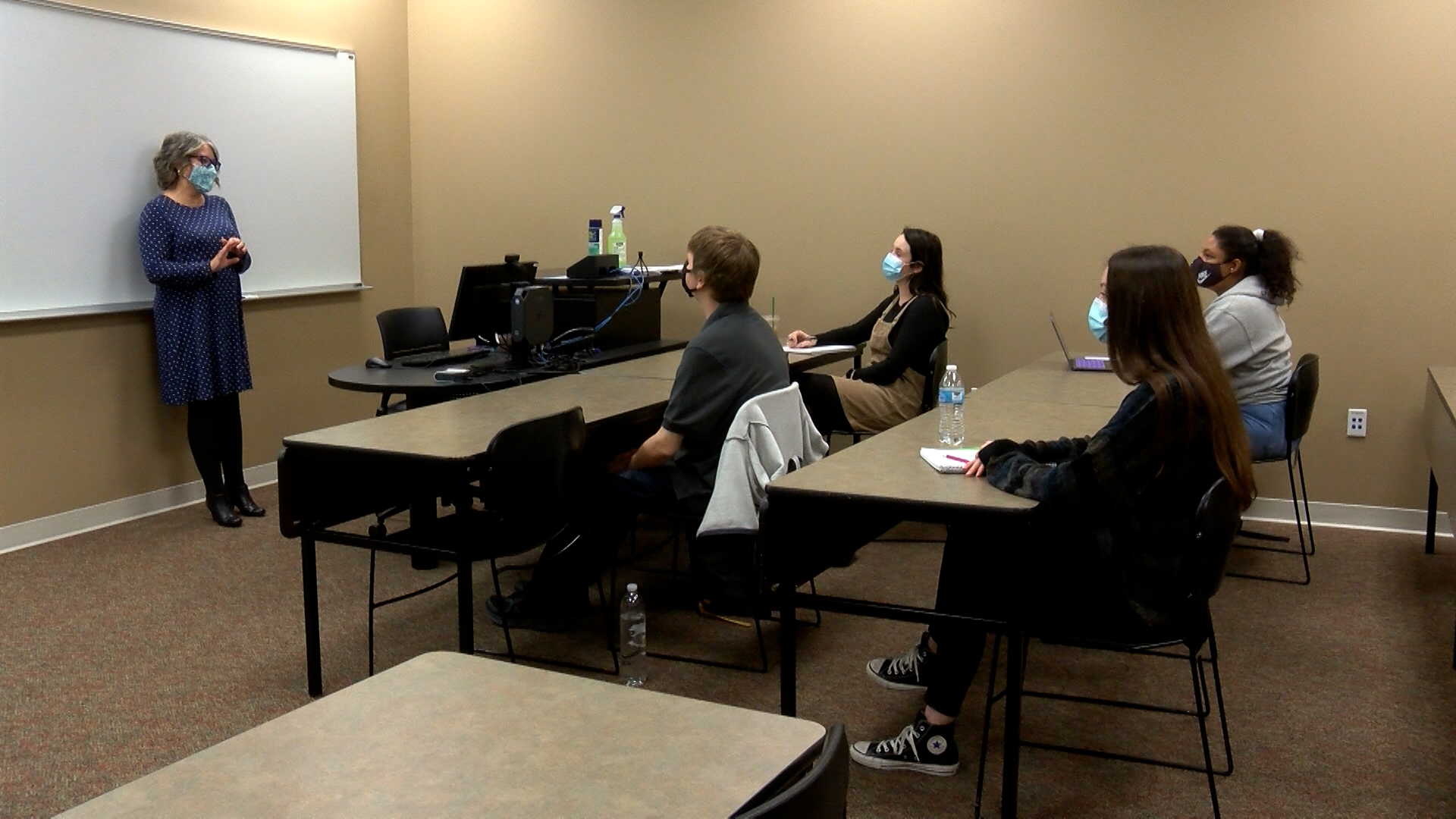 Students at OTC learn to become mental health professionals